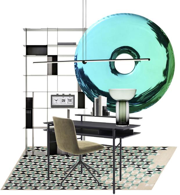 Выбор ELLE DECORATION: мебель и аксессуары для кабинета (фото 4)