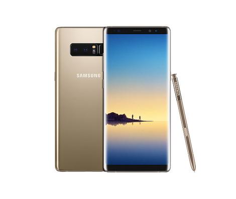 Samsung представили новый смартфон Galaxy Note8 | галерея [1] фото [2]