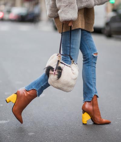 7 модных способов носить деним в этом сезоне (галерея 11, фото 3)