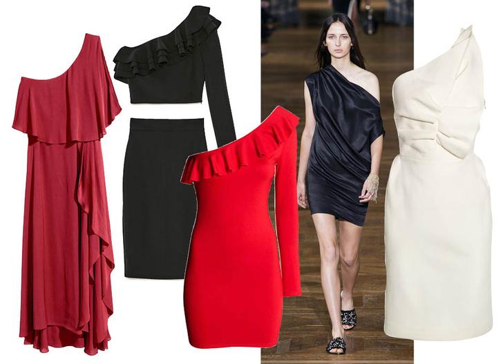 Выбор ELLE: H&M, Zara, H&M, Roland Mouret