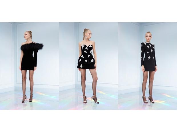 Maison Bohemique представил лукбук коллекции couture осень-зима 18/19 (фото 12)