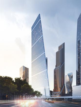 Самый высокий небоскреб Москвы построят по проекту Сергея Скуратова (фото 2.2)