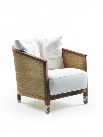 Мебель из ротанга: 15+ примеров (фото 10.1)