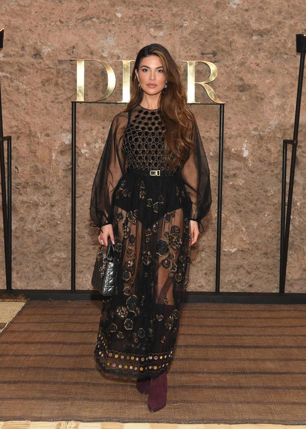 Ночь нежна: Джессика Альба, Елена Перминова и другие звезды на показе Dior Cruise в Марокко (фото 10)