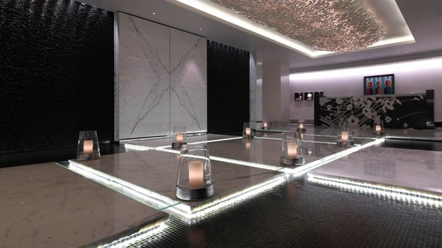 Amnis Spa в Four Seasons Hotel Moscow