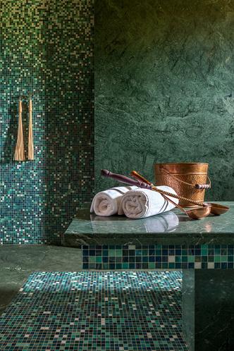 Дизайнерская баня
