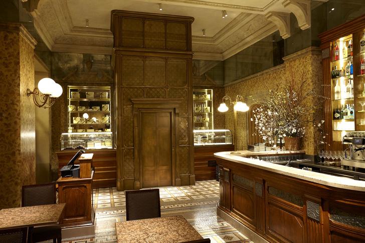 Ресторан Cracco в Милане (фото 0)