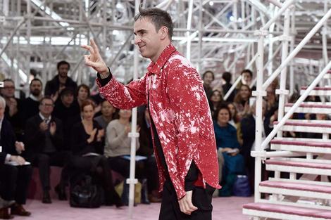 Показ Dior Haute Couture | галерея [1] фото [23]