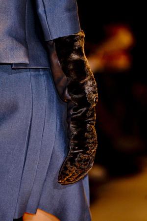 Показ Rochas коллекции сезона Осень-зима 2011-2012 года Prêt-à-porter - www.elle.ru - Подиум - фото 250885