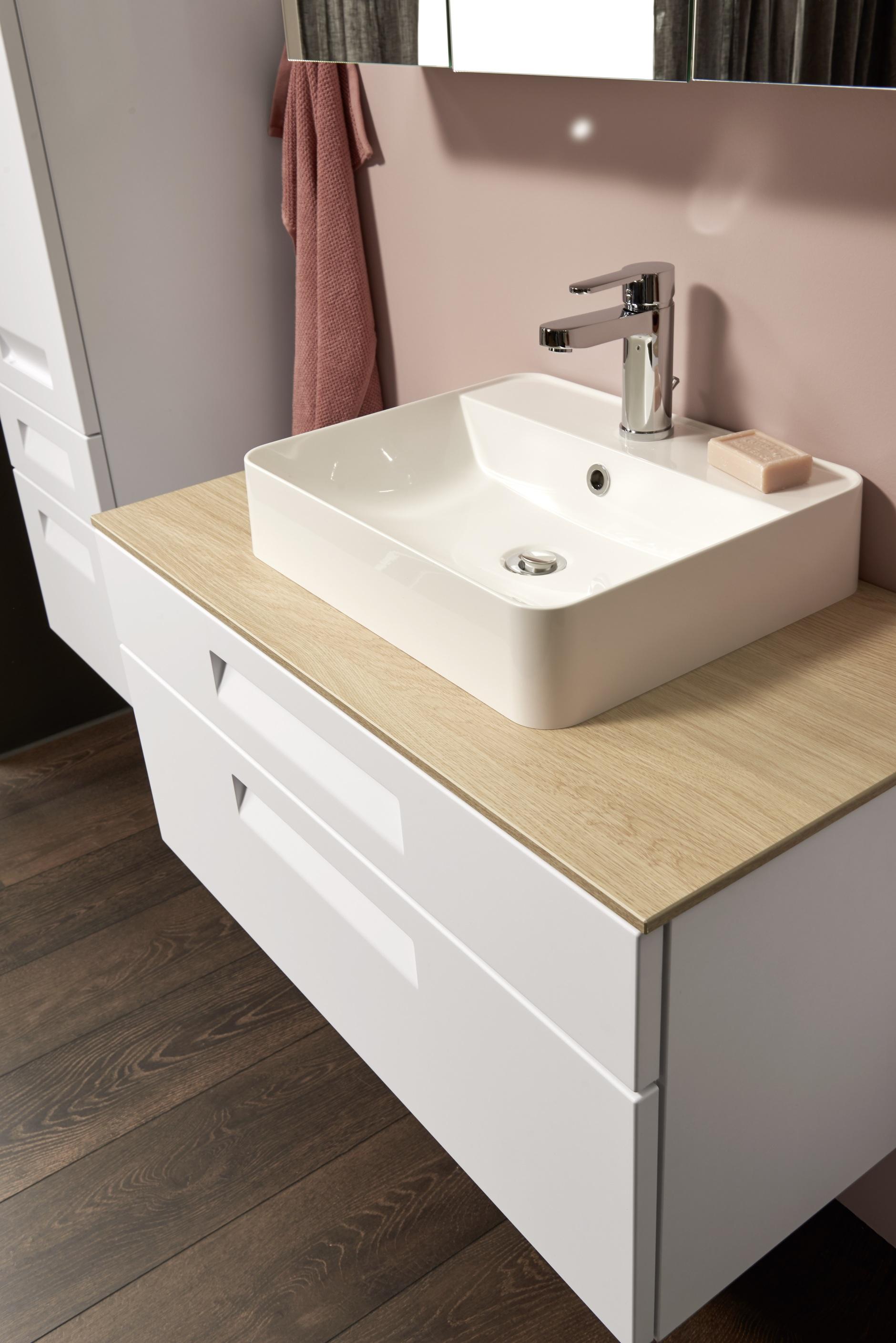 Компания Nolte представила первую коллекцию для ванной (галерея 2, фото 5)