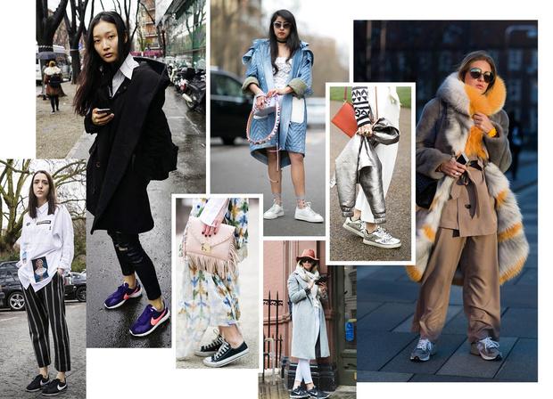 Как носить спортивную одежду 2016