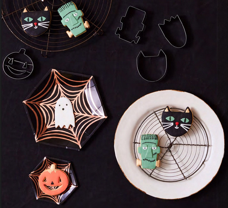 ТОП-15: декор к Хэллоуину фото [1]