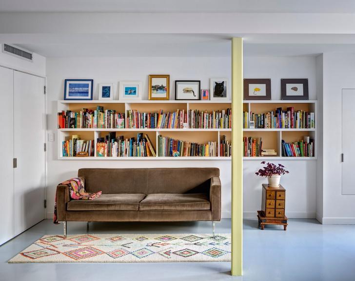 «Дом для любителей кошек и книг» в Бруклине (фото 15)