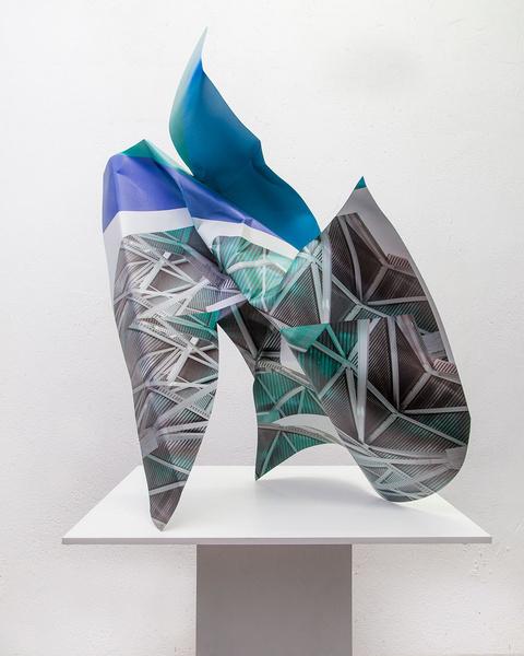 Открылась выставка Рауля Диаза Рейеса | галерея [1] фото [2]