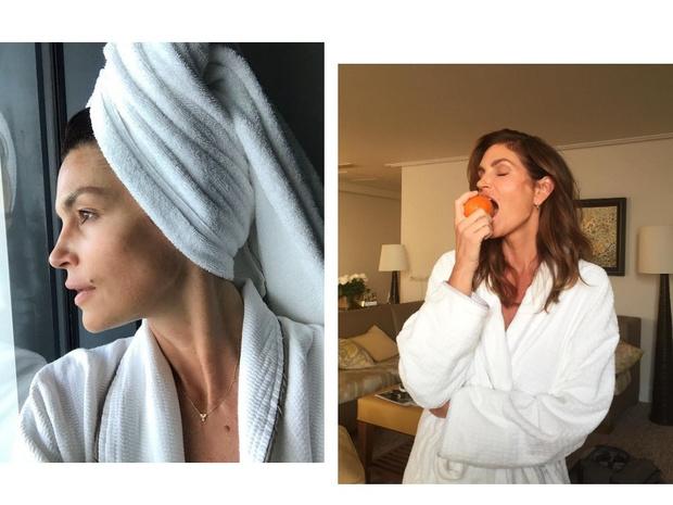 Секреты Синди Кроуфорд, которые она узнала за 20 лет модельной карьеры (фото 6)