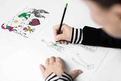 Как создавался комбинезон из коллекции Dior весна-лето 2018? (галерея 1, фото 8)