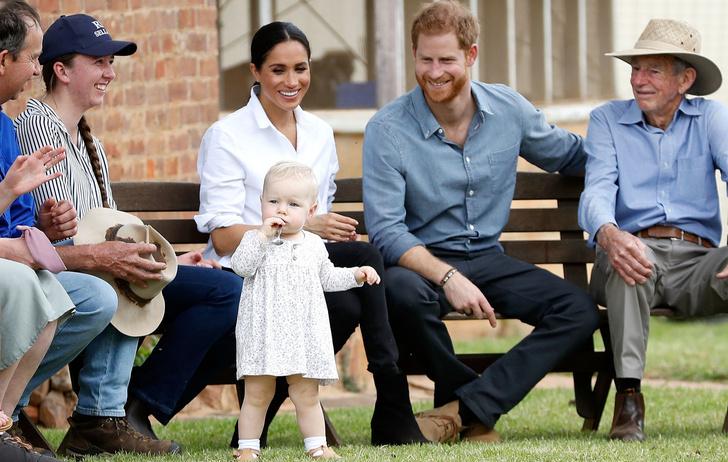 5 обычаев, которым будут следовать Меган Маркл и принц Гарри после рождения первенца (фото 1)
