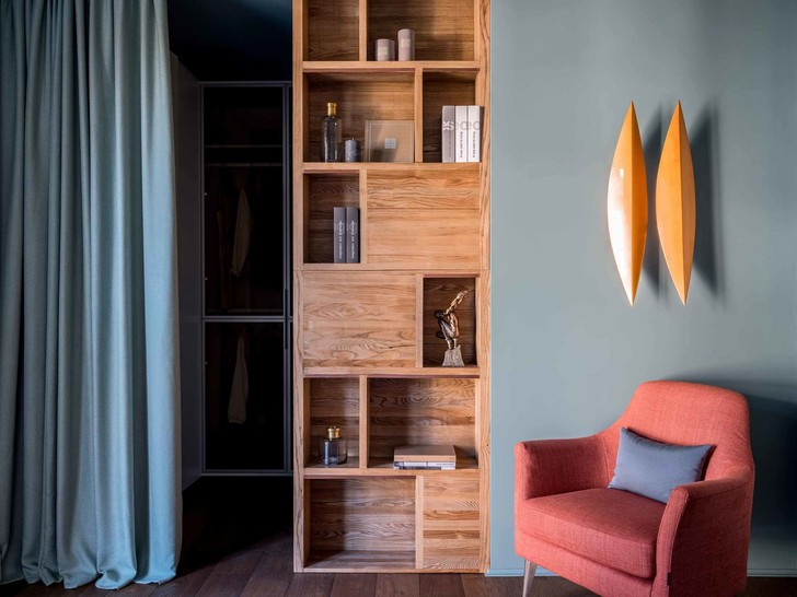 Светлая квартира 79 м² на Балтийском побережье (фото 23)