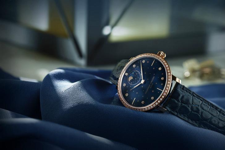 Frederique Constant представил новую модель часов фото [2]