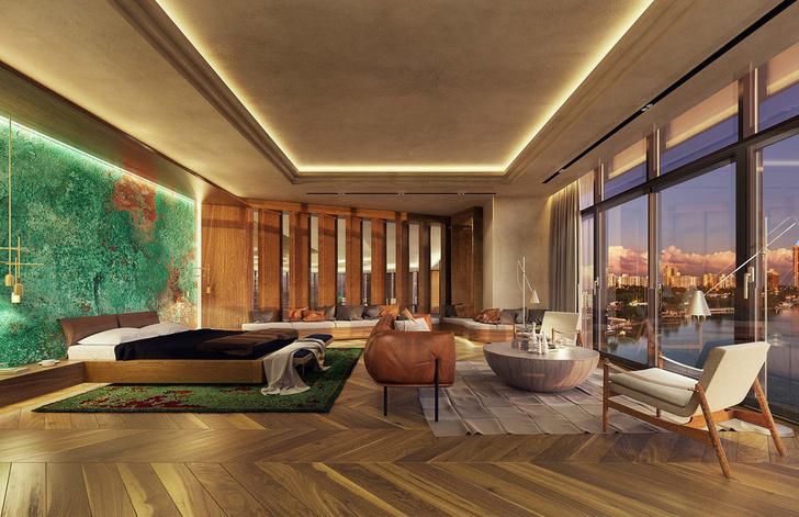 Новая резиденция Ritz-Carlton от Пьеро Лиссони во Флориде (фото 10)