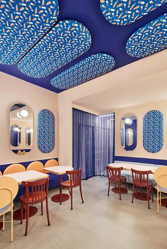 Модный ресторан El Camerino в Валенсии (фото 7.2)