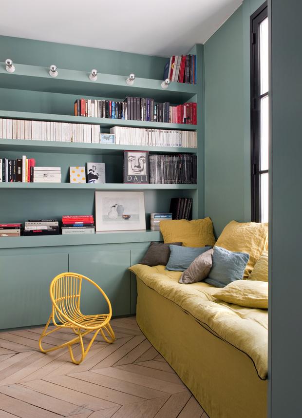 Идеи хранения: 35 примеров стеллажей (галерея 1, фото 34)
