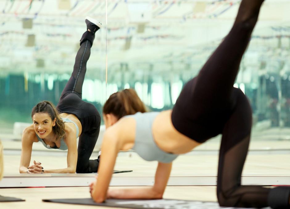 Тренировка для похудения ног