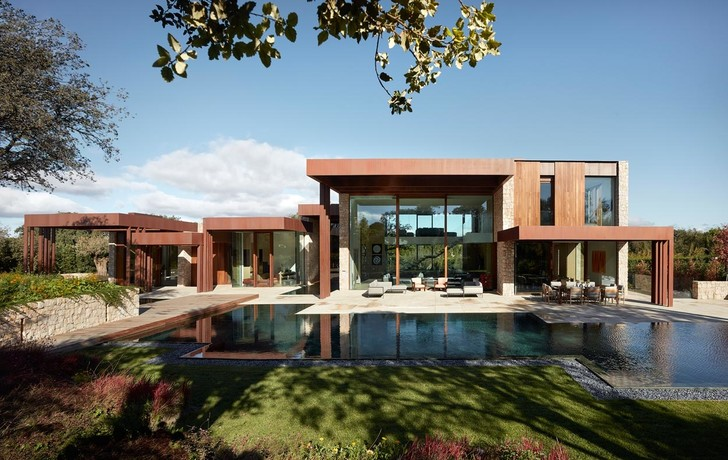 Чистый дзен: проект архитектора Рамона Эстеве в Мадриде (фото 0)
