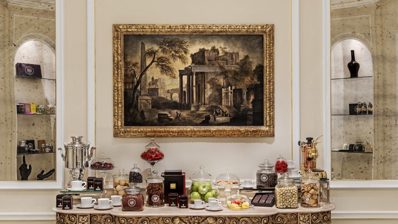 Отель St. Regis Rome открылся после реновации (галерея 15, фото 4)