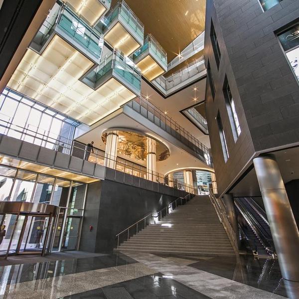 """""""Кунцево Плаза"""" – новый торговый центр по проекту американских архитекторов   галерея [1] фото [6]"""