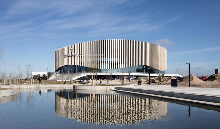 Арена в Копенгагене фото [1]