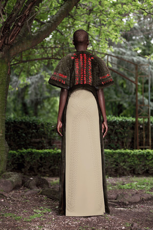 Показ Givenchy коллекции сезона Осень-зима 2012-2013 года haute couture - www.elle.ru - Подиум - фото 404589