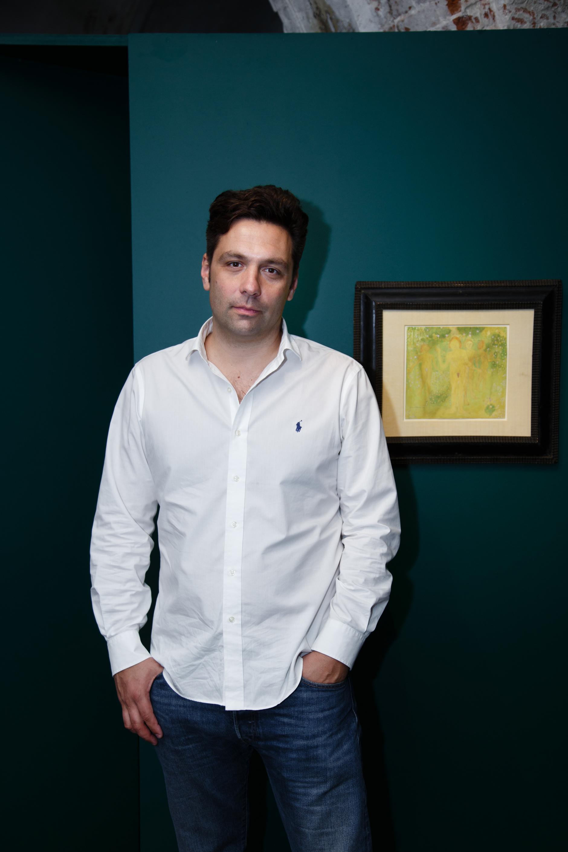 Предпоказ выставки великих русских художников от Sotheby's (галерея 0, фото 2)