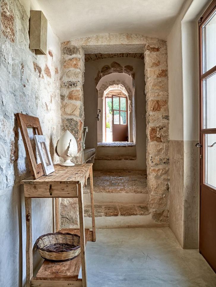 Старинный дом-трулло для модной римлянки в Апулии (фото 8)