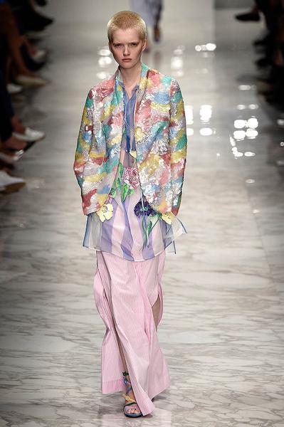 Неделя моды в Милане: день третий | галерея [1] фото [14]