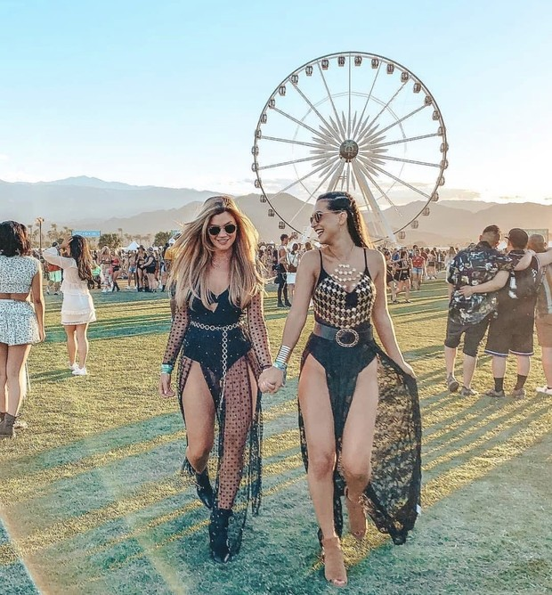 Как одеваются на Coachella? Стритстайл на главном фестивале. Часть #2 (фото 9)