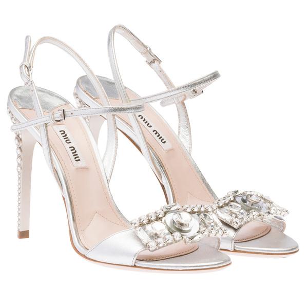 Самые модные свадебные туфли этого лета | галерея [1] фото [19]