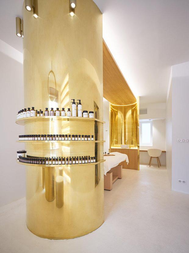 Сияние золота: японский салон красоты и бутик (фото 0)