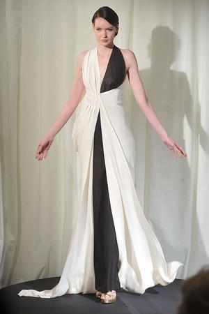 Показ Dominique Sirop коллекции сезона Весна-лето 2009 года Haute couture - www.elle.ru - Подиум - фото 86504