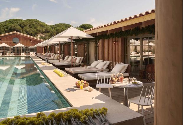 Отель по проекту Филиппа Старка на французской ривьере (фото 0)