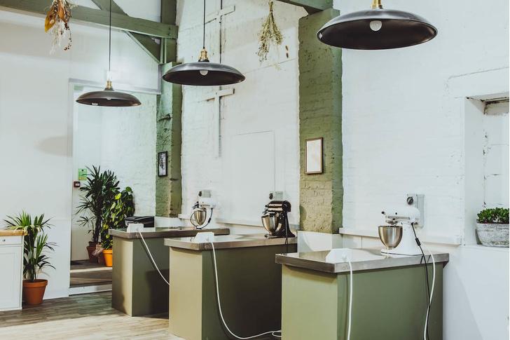 Пекарня Luminary в Лондоне (фото 11)