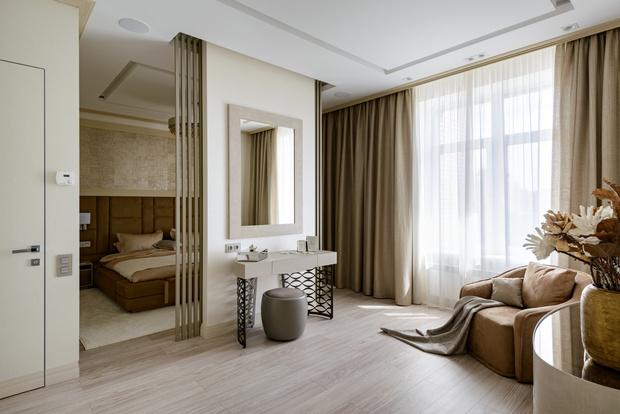 Современная квартира 176 м² в Новосибирске (фото 18)