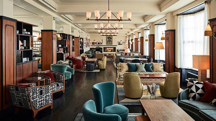 Бутик-отель Soho House в Амстердаме (фото 0)