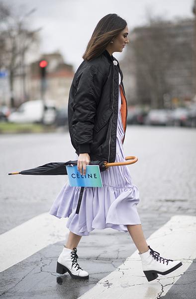 Как одеться в дождь: | галерея [4] фото [3]