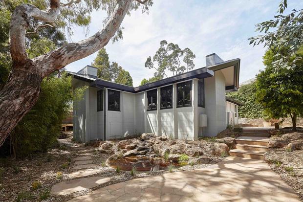 Сборный дом по проекту Уолтера Берли Гриффина в Мельбурне (фото 3)