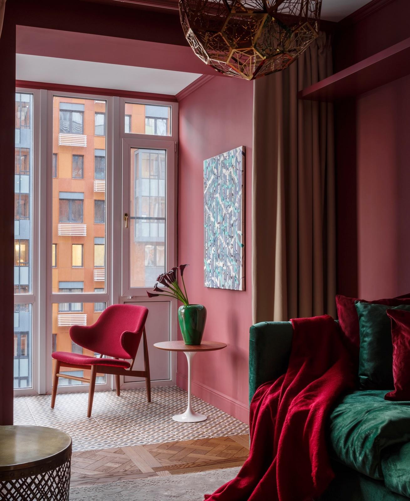 15 лоджий и балконов для вдохновения (галерея 0, фото 2)
