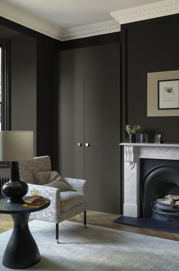 Красим стены: 10 неочевидных идей для маленьких квартир (фото 40)