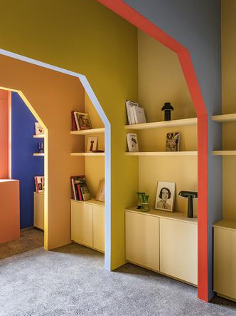 Сувенирный магазин по дизайну Пьера Йовановича в арт-центре Villa Noailles (фото 8.2)