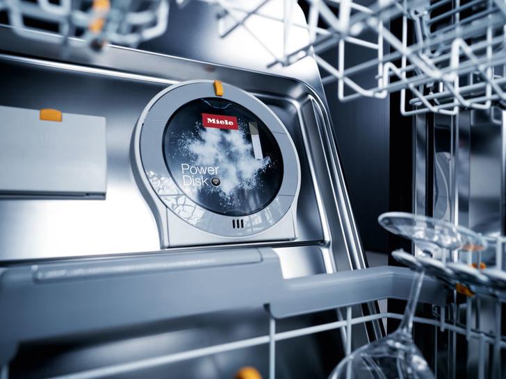 Новые посудомоечные машины Miele G7000 (фото 3)