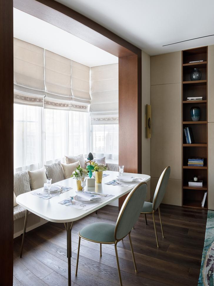 Светлая квартира 140 м² для семьи перфекционистов (фото 7)